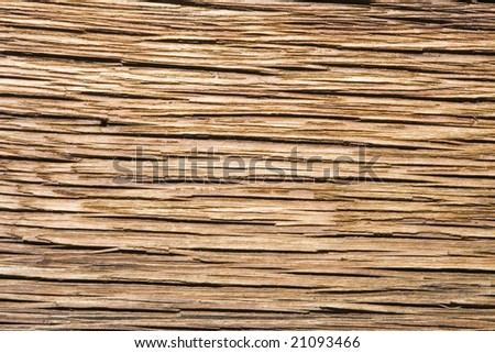 Old wood textured brown background