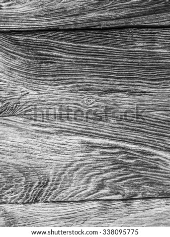 old wood vintage wall texture background, over 100 years old - stock photo