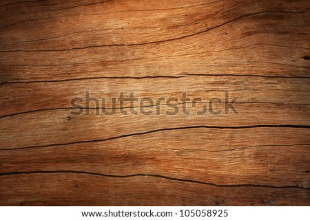 Old wood wall - stock photo