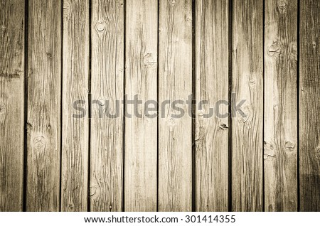 Old wooden background or texture