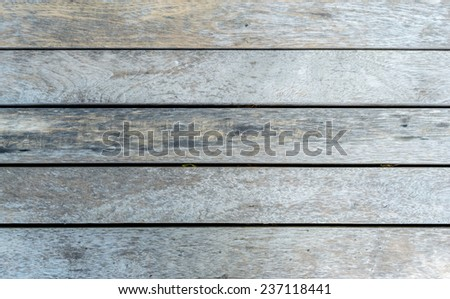 old wooden backgrounds - stock photo