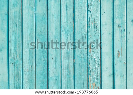 old wooden billboard - stock photo