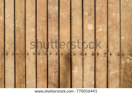 old wooden board board fence background texture