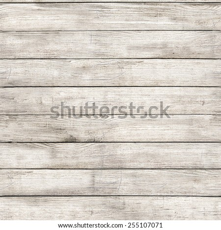 old wooden fence, seamless texture - stock photo