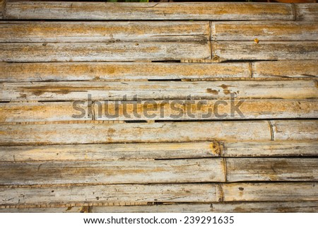 old wooden mat texture for background - stock photo