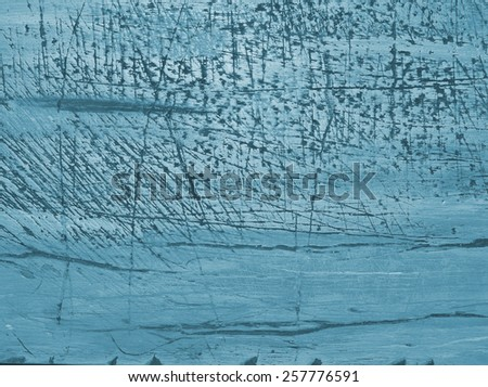 Old wooden painted board - Pastel brown - stock photo
