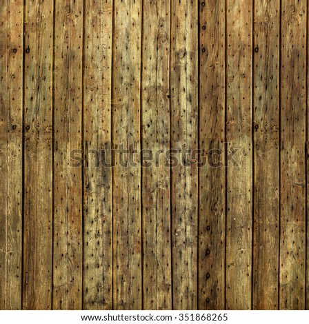 Old wooden panel texture background