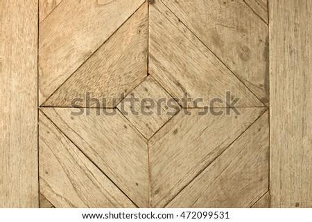 Old wooden plate background