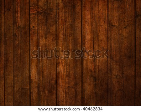 Old wooden surface, background - stock photo