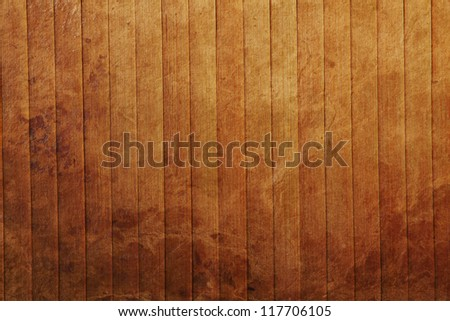 Old wooden texture, background surface - stock photo