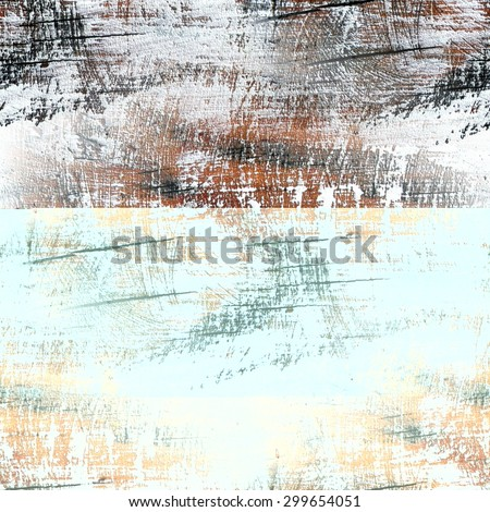 old wooden texture, seamless grunge pattern - stock photo