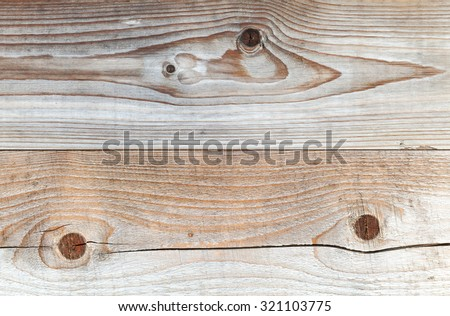 Old wooden wall made of boards, background photo texture - stock photo