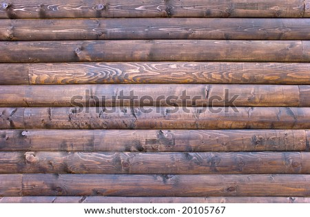 Old wooden wall No3
