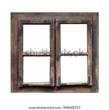 Old Wooden Window Stock Shutterstock