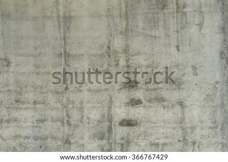 Old worn concrete texture.  - stock photo