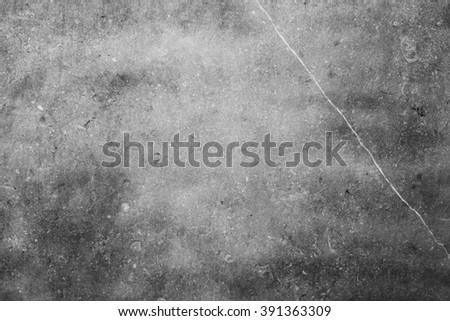Old worn granite black marble texture.  - stock photo