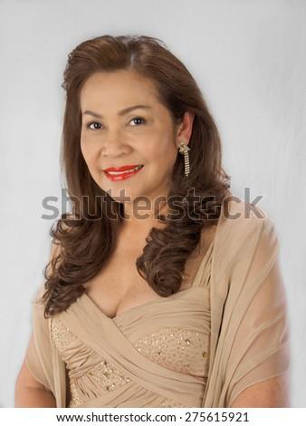 Asian Older Woman
