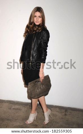Olivia Palermo at ALLURE's Most Alluring Bodies Benefit for Skin Cancer Research, Skylight Studios, New York, NY, May 07, 2008 - stock photo