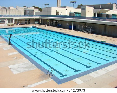 Olympic Swimming Pool Diagram public swimming pool stock images, royalty-free images & vectors