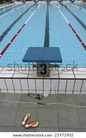 Olympic Swimming Pool Diagram olympic pool stock images, royalty-free images & vectors