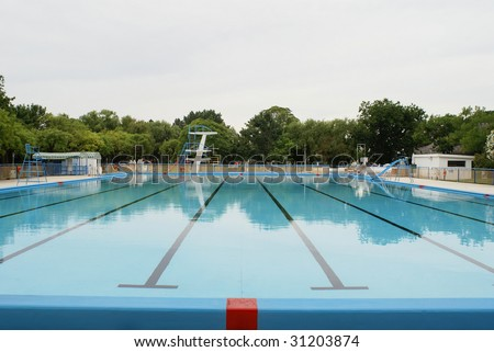 Olympic Pool Stock Images Royalty Free Images Vectors