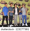 One Direction at the 2012 MTV Video Music Awards at the Staples Center, Los Angeles. September 6, 2012  Los Angeles, CA Picture: Paul Smith - stock photo