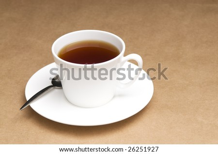 one more coffee please - stock photo