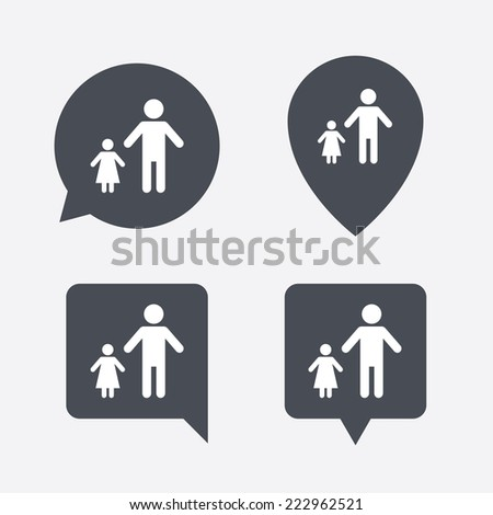 informative speech single parent households Out of wedlock birth and fatherless households have a  the national association for elementary school principals found that children from single parent or.