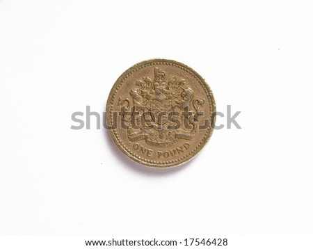 one pound - stock photo