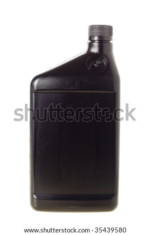 One quart container - stock photo