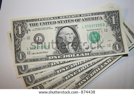 ones fan - stock photo