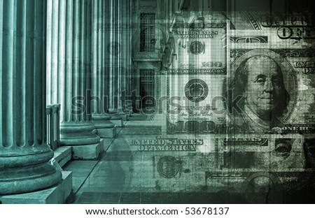 Online Banking Concept Background as a Abstract - stock photo