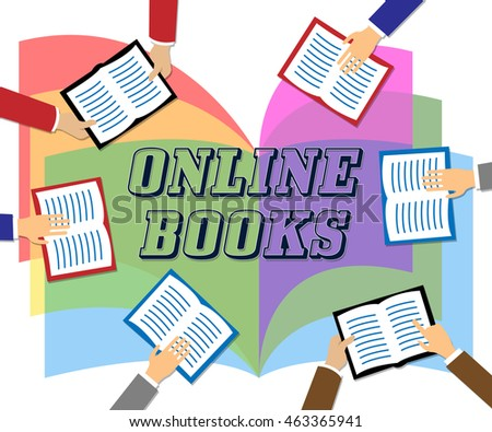 Online Books Indicating Web Site And Knowledge