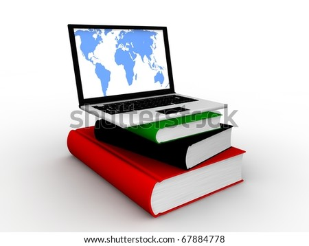 Online Education - stock photo