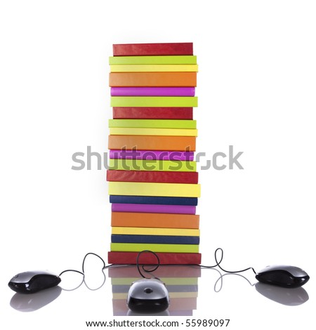online information competition access concept (selective focus) - stock photo
