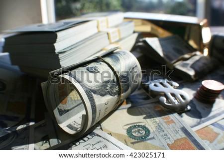 Online Money Stock Photo High Quality  - stock photo