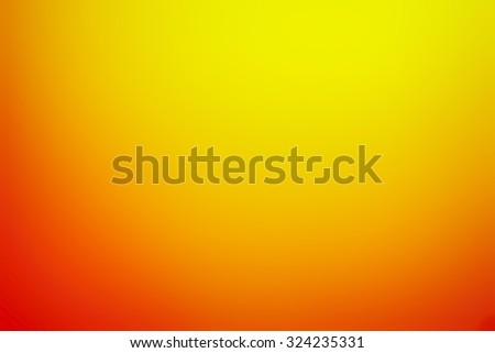 Only simply deep yellow, red background, dark red, yellow background. Shadow, halftone red, grey, gray, yellow, orange, white colors gradient background. autumn, summer, fall background. Sunshine, sun - stock photo