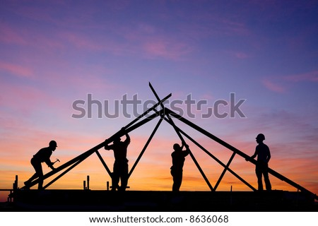 oofer group - stock photo