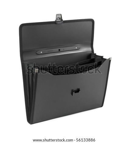 Open Briefcase Icon Open Briefcase Stock Photo