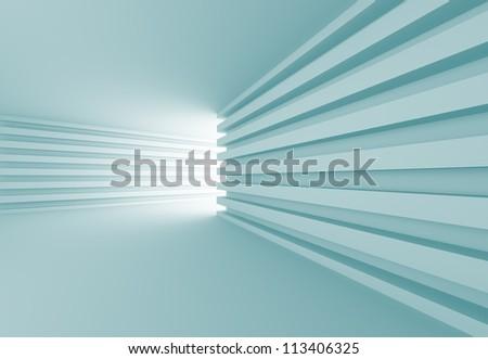 Open Doorway Concept - stock photo