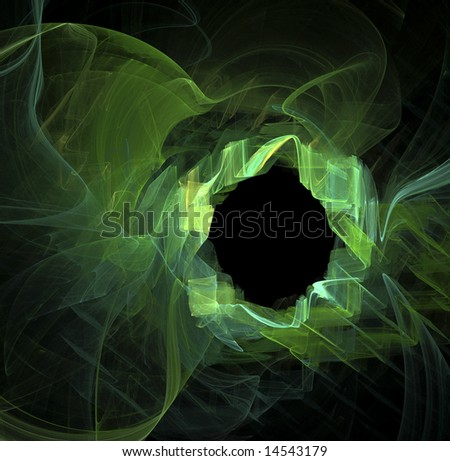 Open Space Abstract - stock photo