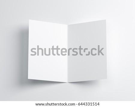 Opened blank greeting card mockup top stock illustration 644331514 opened blank greeting card mockup top stock illustration 644331514 shutterstock m4hsunfo