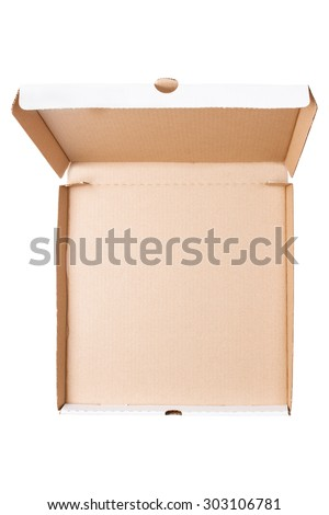Empty Pizza Box Stock Images, Royalty-Free Images & Vectors ...