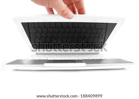 Opening the NetBook
