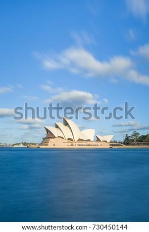 Opera House Sydney Australia 24 September Stock Photo Royalty Free