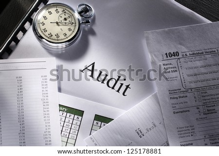 Operating budget, calendar, stopwatch and audit