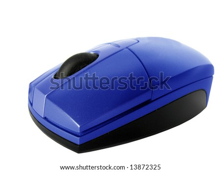 Optic Wireless Computer Mouse