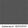 Optical illusion, repetitive geometry texture or background - stock