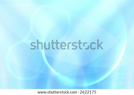 Opticians theme blur background with fine grid. Faint Snellen chart to right. - stock photo