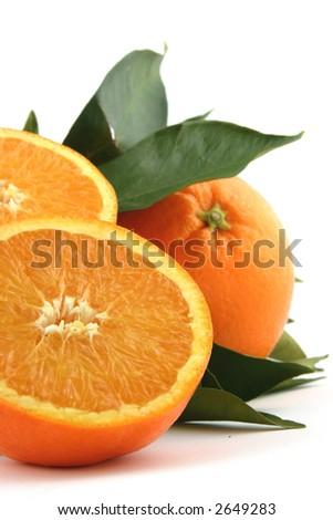 Orange - stock photo